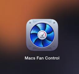 【Mac】SSDにしたら温度コントロールが効かないせいか、ファンがうるさい→アプリで対応。